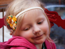 Baby and Toddler Headwraps